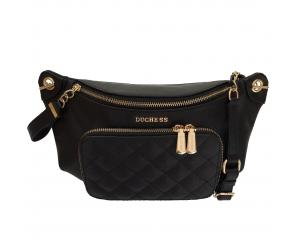 KATE WAIST BAG - BLACK