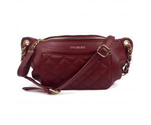 WAIST BAG - WINE RED