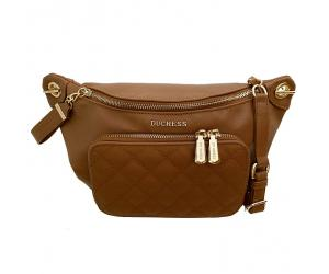 KATE WAIST BAG - BROWN