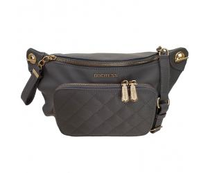 KATE WAIST BAG - GREY