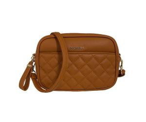 HAILEY CAMERA BAG - CARAMEL (REJECT)